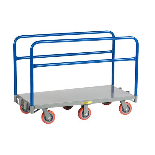 6 Wheel Adjustable Sheet and Panel Truck