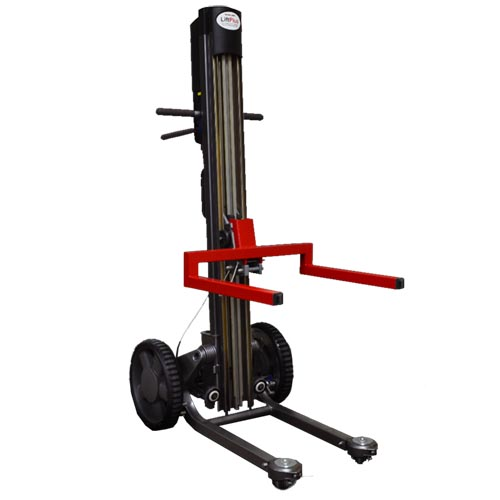 "Lift Plus with 14"" Chassis and Bent Fork Attachment"