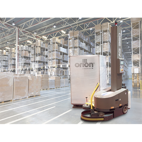 Orion AG360 Mobile Robotic Stretch Wrapper