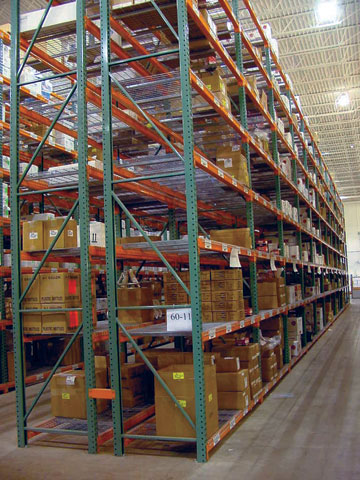 How To Get Your Pallet Rack Upright Capacity Right Cisco