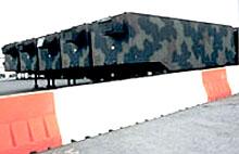Exterior Storage Barricade