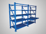 Sheet metal racks improve storage density and safety while protecting expensive sheet materials
