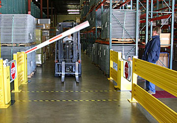 Warehouse Safety Sensor Systems Which Fits Your Needs
