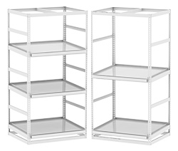Trough Shelving Units