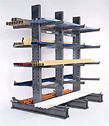 Heavy Duty Cantilever Rack - Jarke SteelTree