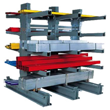 Jarke Series 60 Heavy Duty Cantilever Racks