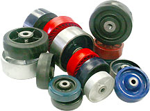 wheels for industrial casters