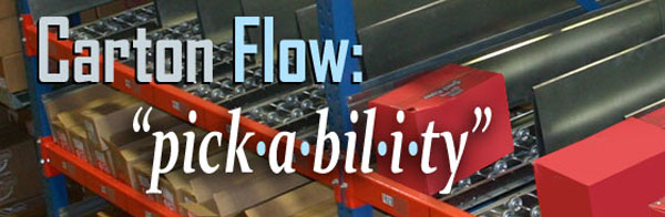 carton flow racks - experts
