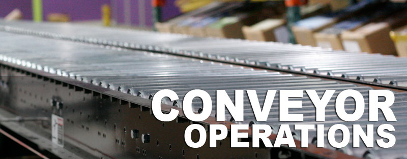 Conveyor Systems Operation Guide