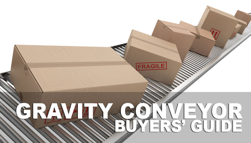 Gravity Conveyor Guide