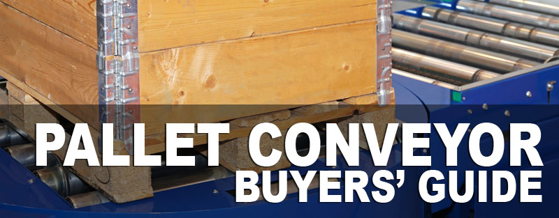 Guide to Pallet Conveying Systems