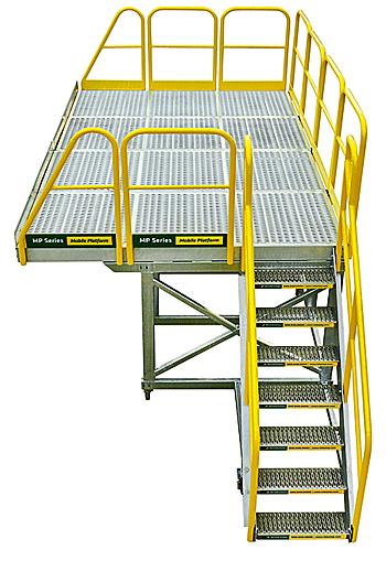 Custom Configured Mobile Work Platforms
