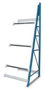 spool storage rack 3 axle adder