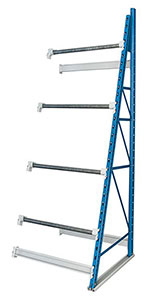 spool storage rack 4 axle adder