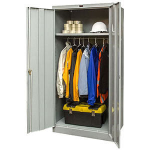 Antimicrobial Steel Cabinets