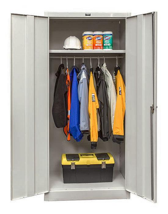 wardrobe cabinet interior
