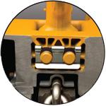 Suspension Pin Inset