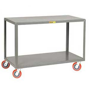 Heavy, Extra Heavy, Super Heavy Duty Work Tables On Wheels