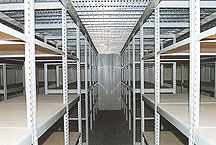Shelf Supported Mezzanines