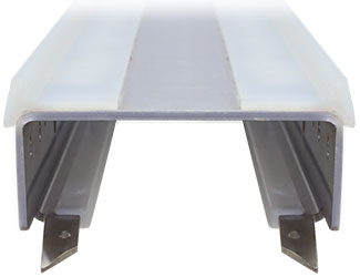 Flextrac conveyor steel frame