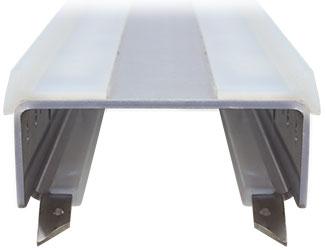 Flextrac conveyor steel frame