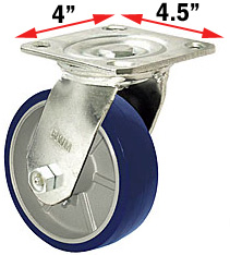 RWM Industrial Caster | 40 Series