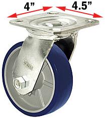 RWM Industrial Caster | 40 Series