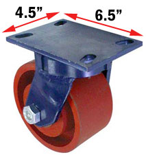 RWM Industrial Caster | 75 Series