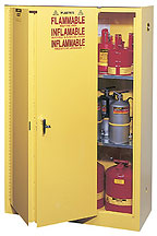 Safety Cabinet with Sliding Door