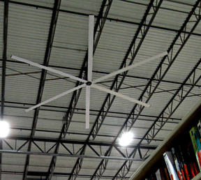 Industrial Ceiling Fans   Traditional Ceiling Fans