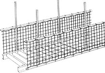 Rack Safety Netting Side Guards - Sinco