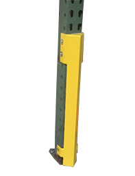Bolt-to-Frame Post Protector with Closed Top