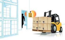 Door Motion Monitors  sc 1 st  Cisco-Eagle & Door Motion Collision Sensor Monitors| Warehouse Traffic Lights