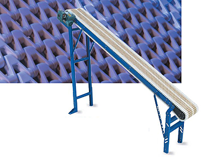 Incline Plastic Belt Conveyor - OID-PHF