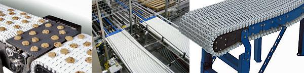 Span Tech Conveyors Modular Plastic Chain