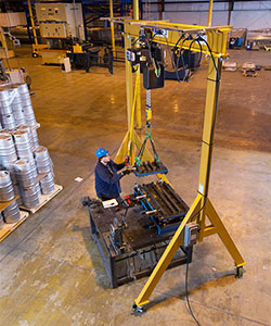 A-Series Steel Gantry Cranes