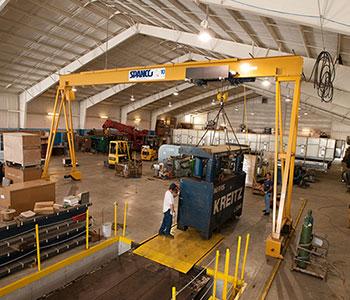 3-way Adjustable Gantry Crane