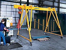 3-way Adjustable Gantry Crane