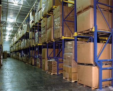 Drive In Pallet Racks Drive In Racking High Density