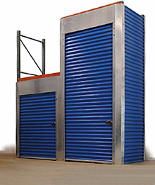Rack Security Enclosures