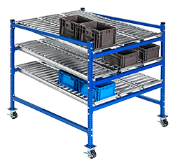 Modular & Mobile Flow Racks