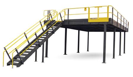 Mezzanines and Facility Floors: A Guide | Cisco-Eagle