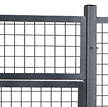 Welded Wire Partitions Security Cages Welded Wire