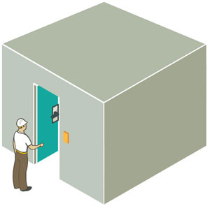 ZoneSafe Doorway Access Control