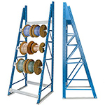 Spool Storage Racks