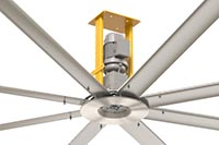Heavy Duty Industrial Overhead Fans