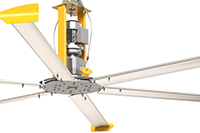 Industrial & Commercial Overhead Fans