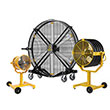 Directional Industrial Fans from Big Ass Fans