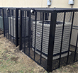 Air Conditioner Security Cages