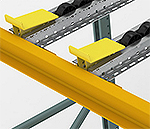 Pallet Flow Rack Add-Ons & Accessories